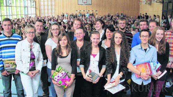 Abschlussfeier 2012