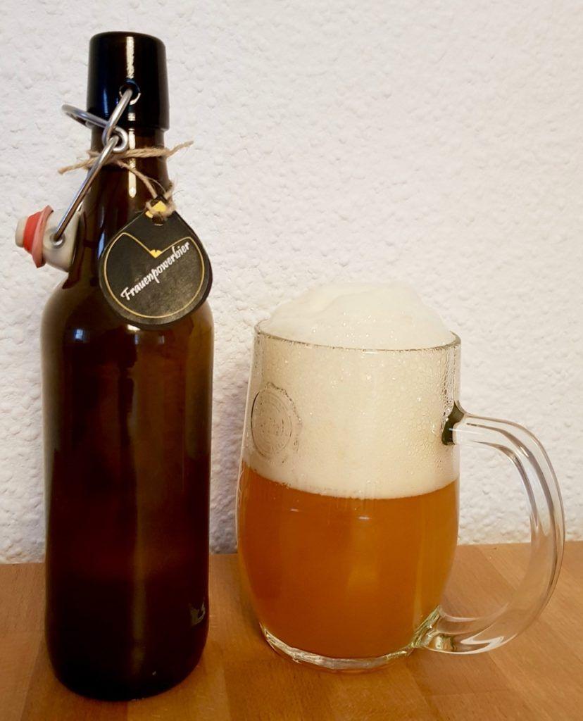 Biotechnologisches Gymnasium braut Bier