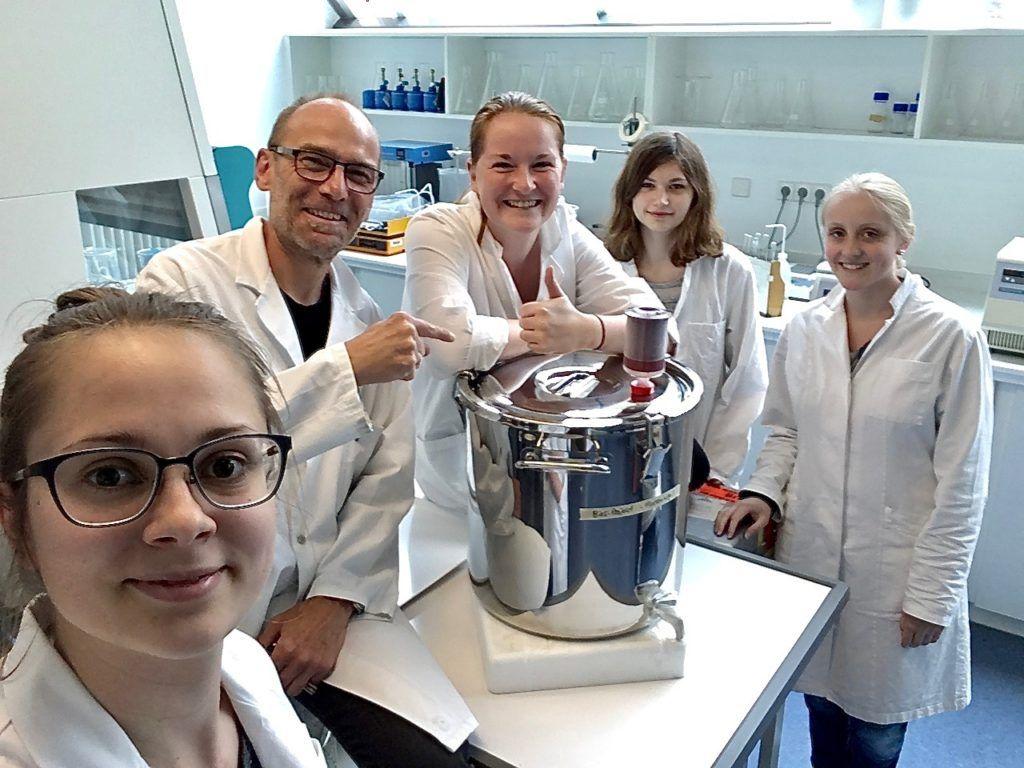 Biotechnologisches Gymnasium Bierbrauer - TeamBiotechnologisches Gymnasium Bierbrauer - Team