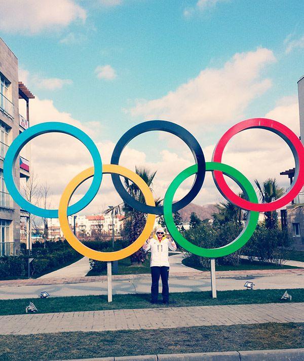Olympia Ringe