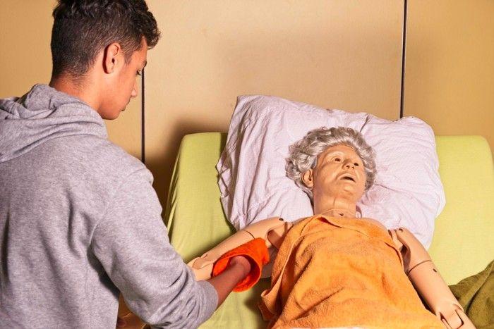 Altenpflegehilfe (1BFAH) - Körperpflege