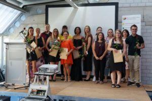 Die Preisträger der Sozialpflege