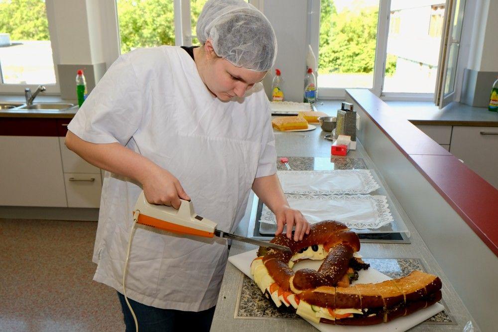 Berufseinstiegsjahr (BEJ) - Küchenarbeit