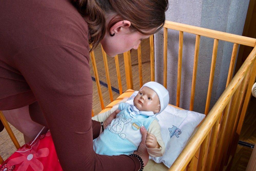 Gesundheit und Pflege I (1BK1P) - Versorgung eines Babys