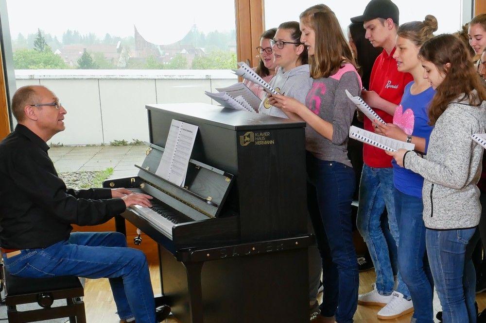 Erzieher/in – praxisintegriert (PiA) - Chor