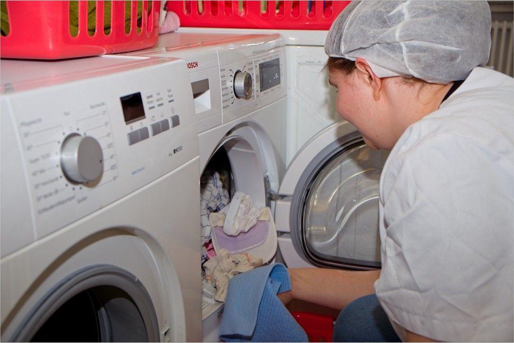 Fachpraktiker Hauswirtschaft/Fachpraktikerin Hauswirtschaft (FPH) - Bedienung der Waschmaschine