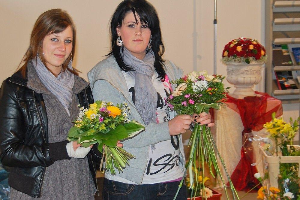 Floristin oder Florist (FL) - Blumengestecke
