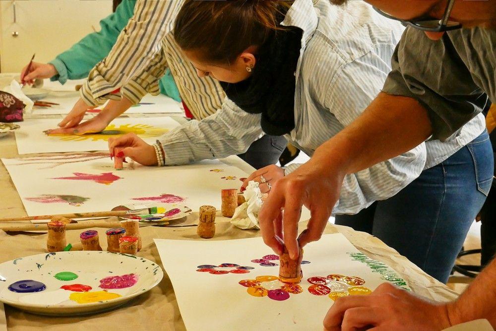 Erzieher/in – praxisintegriert (PiA) - Kunstunterricht