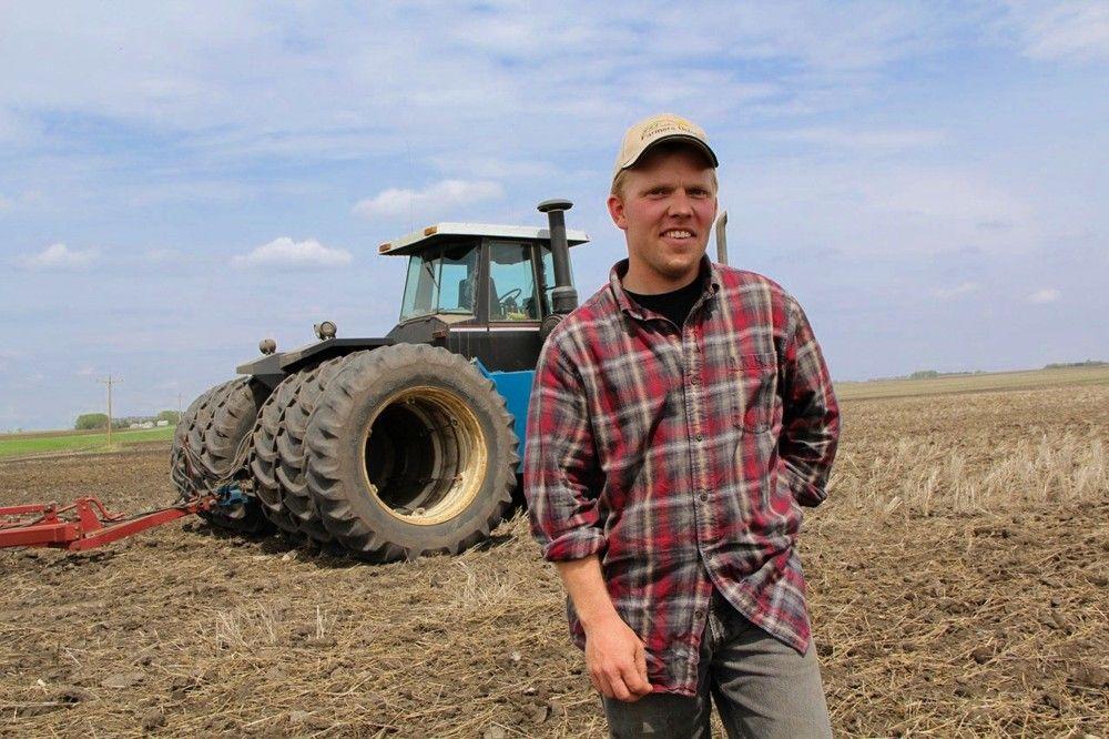 Landwirtin/Landwirt - Feldarbeit